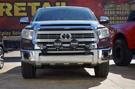 Toyota Tundra Light Bar Manufacturers Of High Quality Nerf Steps Prerunners