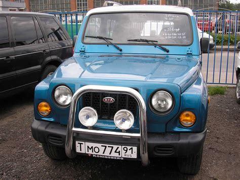 Kia Retona For Sale 2000 Kia Retona Pics 2 0 Diesel For Sale