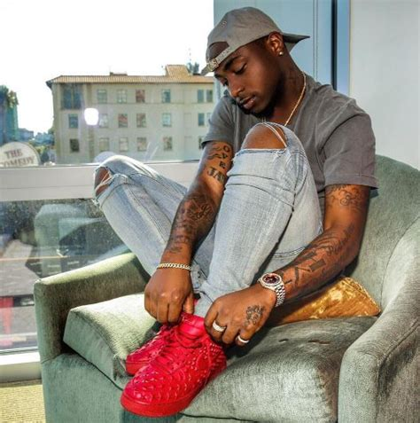 biography of nigerian artist davido davido spends n2 5million on drinks at a london nightclub