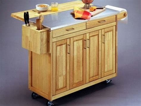 diy portable kitchen island 1000 ideas about mobile kitchen island on