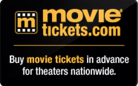 Movietickets Gift Card - buy movietickets com gift cards raise