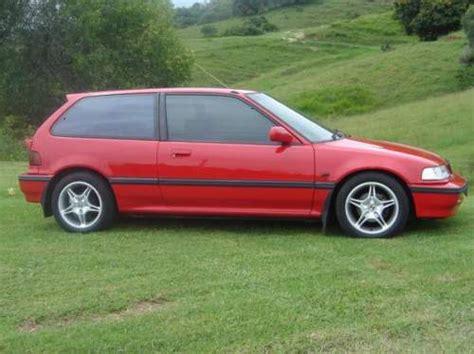 1990 honda civic hatchback value 1990 used honda civic hatchback car sales cornubia qld