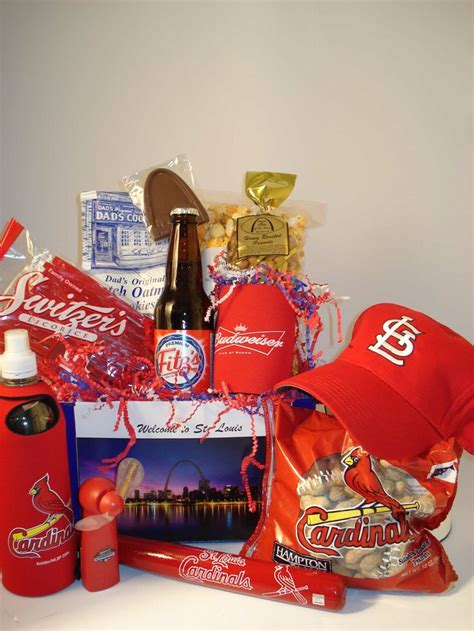 gifts for baseball fans 14 best chicago gift baskets images on pinterest gift
