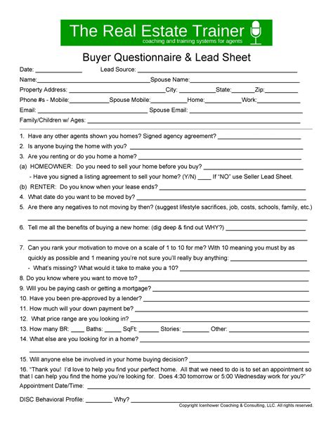 open house follow up script buyer lead sheet and scripts to convert appointments