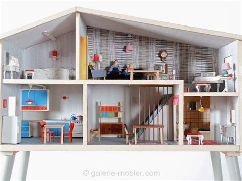 scandinavian dolls house modern scandinavian miniatures dollhouse decorating