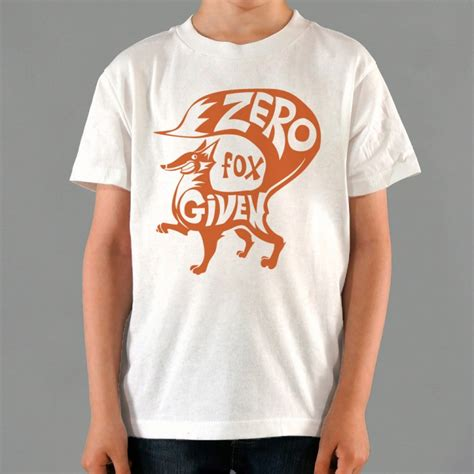 Zero Fox Given Shirt T Shirt zero fox given t shirt 6 dollar shirts