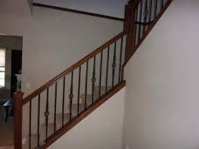 Aluminium Handrails For Stairs by Wood Metal Handrails For Stairs