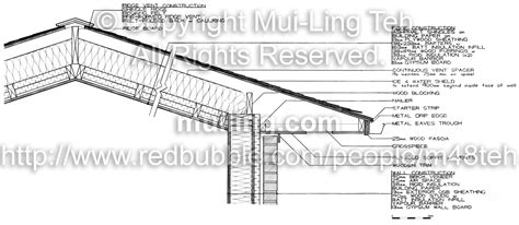detailed roof section roof detail section types roof trusses sc 1 st popular