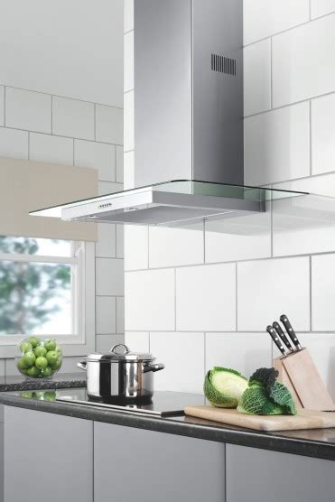 Designer Blancoair Kitchen Extractor Hoods and Extractor