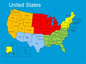 united states sales territory map