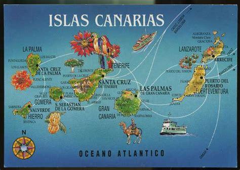 playles map islas canariasoceano atlantico store