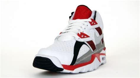 bo jackson basketball shoes nike bo jackson air trainer sc beet at foot locker now