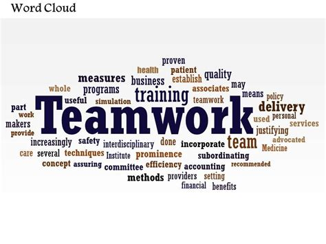 word cloud template word cloud powerpoint template 0614 success word cloud