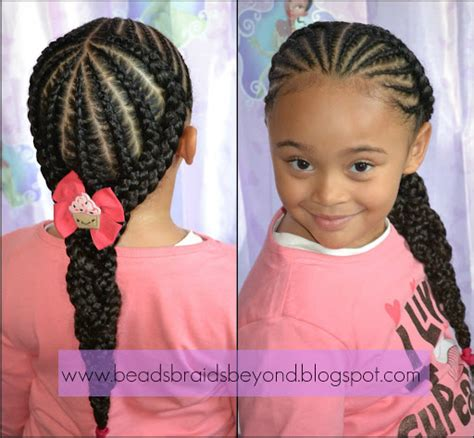 back to school cornrow hairstyles back to school styles for your curly daughter natural