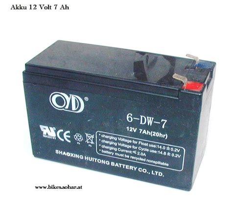 Kindermotorrad 12 Volt by Gel Batterie Akku 12 Volt 7 Ah Elektrofahrzeuge