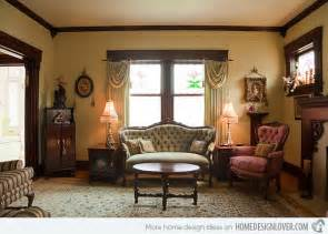How To Design A House Interior 15 Wondrous Victorian Styled Living Rooms Home Design Lover