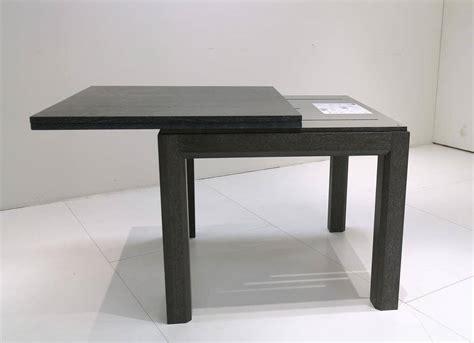 Table Carr E Rallonge 717 by Table Haute Extensible