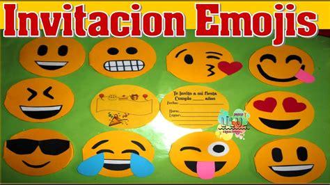 como hacer un fondo con emojis youtube invitaci 243 n de emojis youtube