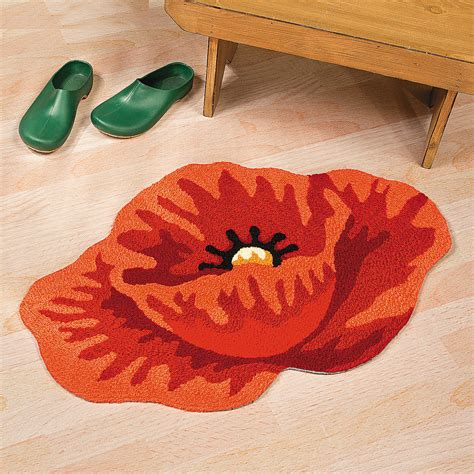 poppy rug poppy hooked rug supplies throws rugs pillows home decor trading