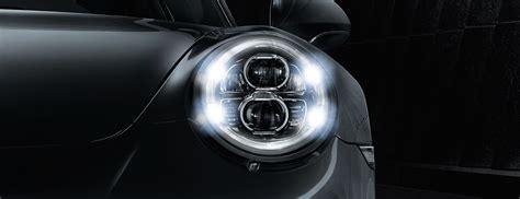 porsche lights porsche light options dr ing h c f porsche ag