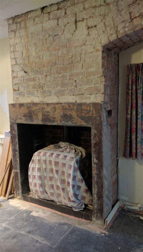 varnish or seal on fireplace diynot forums