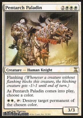 strongest mtg deck pentarch paladin