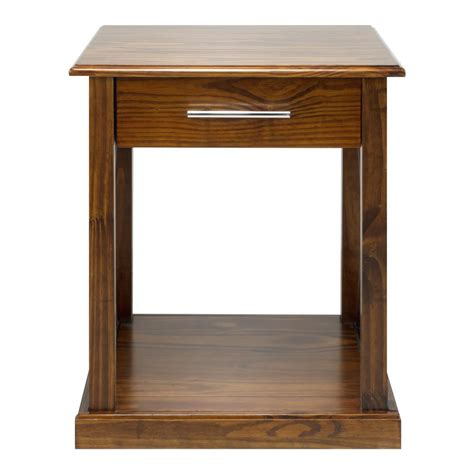 brown accent table baxton studio holden medium brown wood finished end table