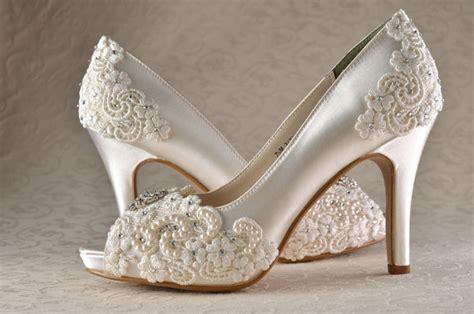 wedding shoes custom 250 color choices pb525 vintage