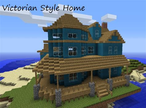 how to build a victorian house victorian style home minecraft project