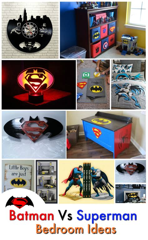 batman room ideas unique batman vs superman bedroom ideas that rock