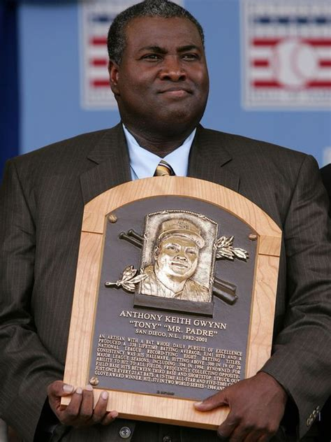 tony gwynn as to perfection as there will be