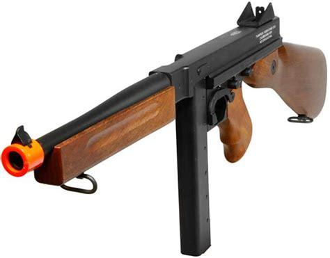 Airsoft Gun King Arms king arms metal thompson m1a1 aeg airsoft guns
