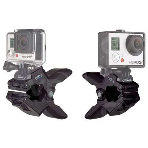buy gopro jaws cl mount for attaching your gopro to almost any irregular