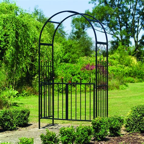 Garden Arch With Gate Uk Gate Arch Studio Design Gallery Best Design