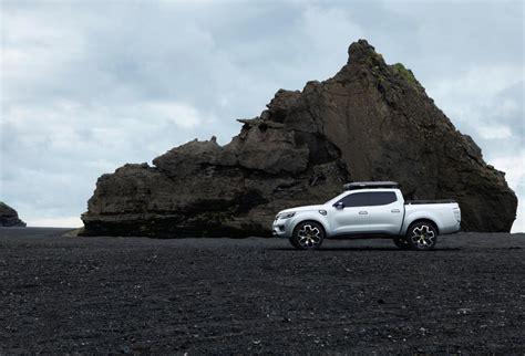 renault alaskan 2017 2017 renault alaskan tackles colombian wilderness in off