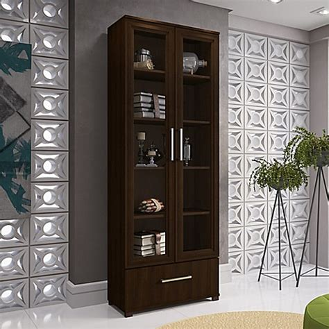 manhattan comfort serra 1 0 white 5 shelf bookcase manhattan comfort serra 1 0 bookcase bed bath beyond