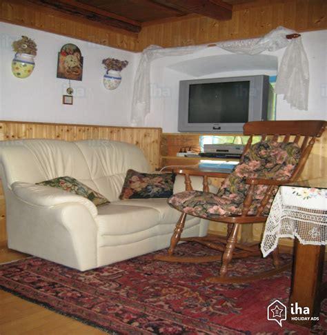soggiorno di charme casa in affitto a tolmino iha 42455