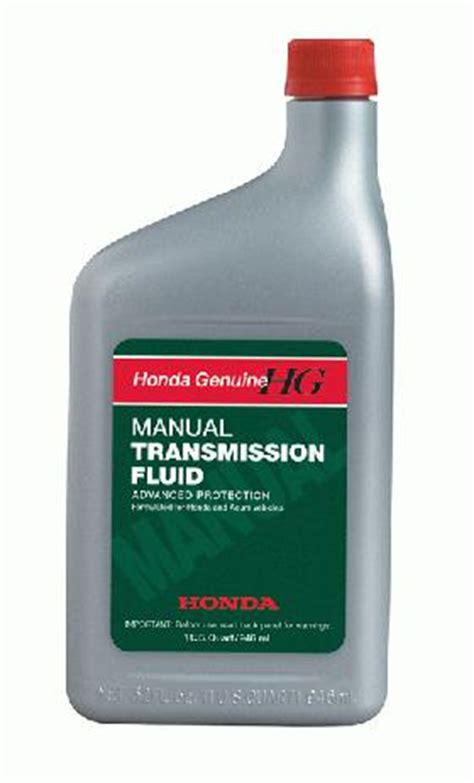Manchester Motorsports Honda Chemicals Manual