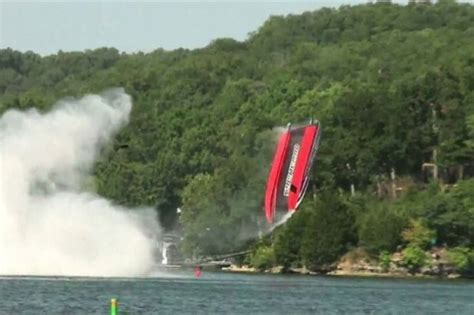 cigarette boat crash lake of the ozarks two men die after separate boat crashes on missouri lakes