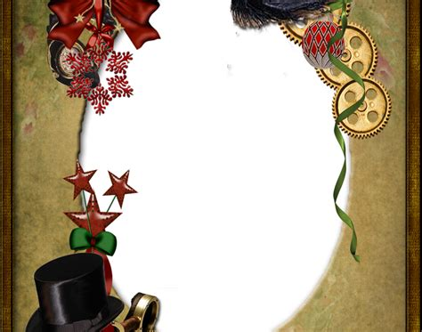 textures passion steampunk christmas