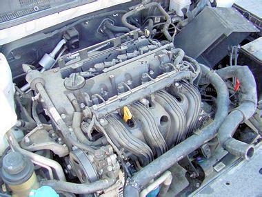 2008 Kia Optima Engine 2008 Kia Optima Used Parts Stock 002945