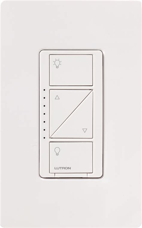 lutron caseta fan control dimmer with no neutral wire devices integrations