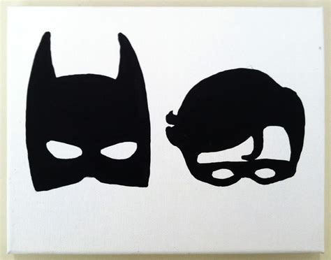 How To Make A Robin Mask Out Of Paper - batman robin masks stir fry willie
