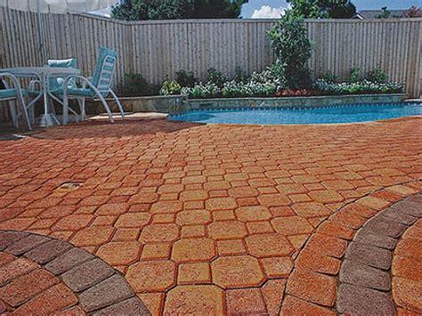 patio pavers patterns home depot pavers brick patio pavers home depot brick