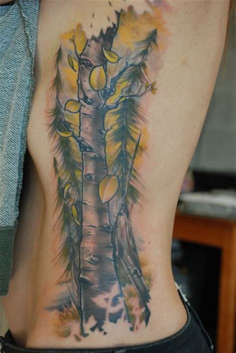 aspen ribpiece 171 sole tattoo