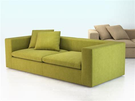 sofa land land sofa 220 3d model bonaldo