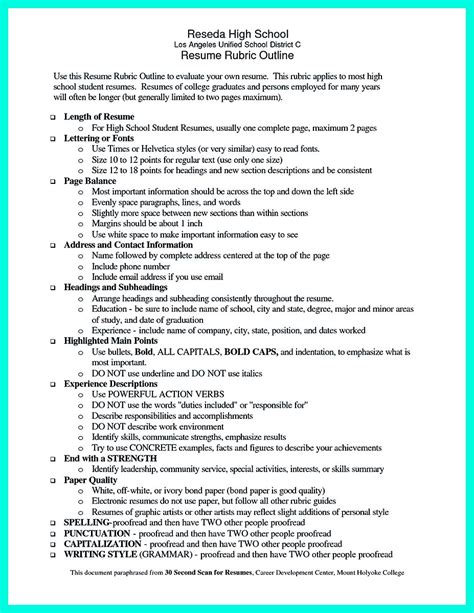 college student resume cover letter best college student resume exle to get instantly