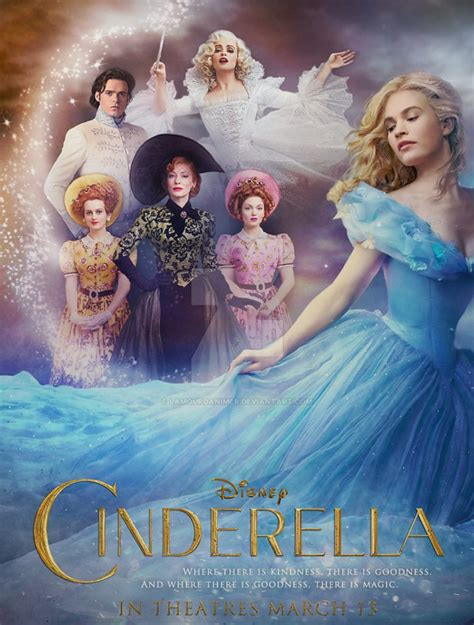film cinderella hd cinderella 2015 poster by lamourdanimer hd movie