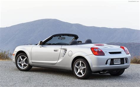 Toyota Mr2 Spider Toyota Mr2 Spyder 2005 Widescreen Car Photo 5 Of