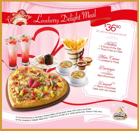 pizza hut valentines pizza hut valentine s day promotions shape pizza